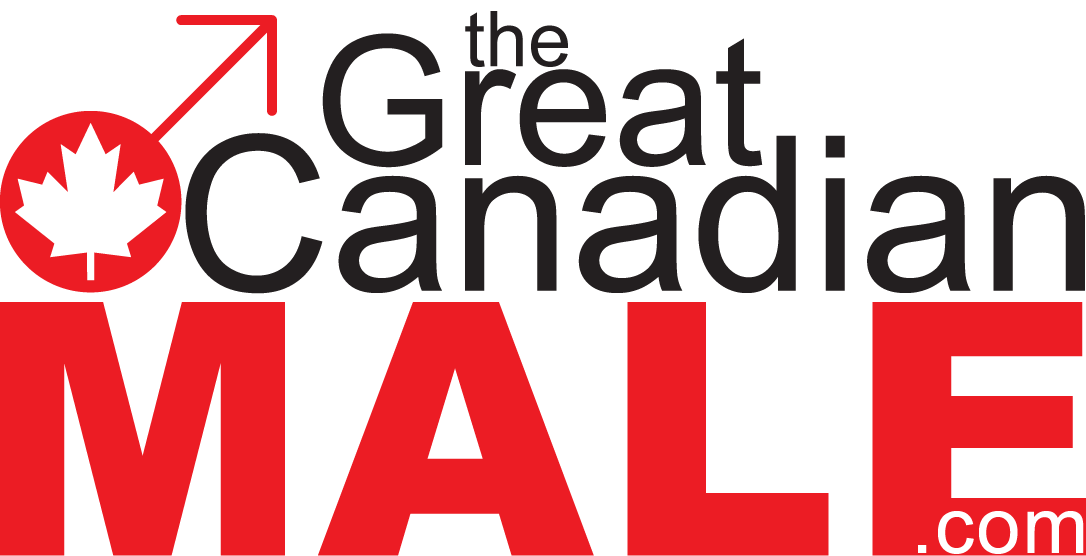 The Great Canadian Male Logo